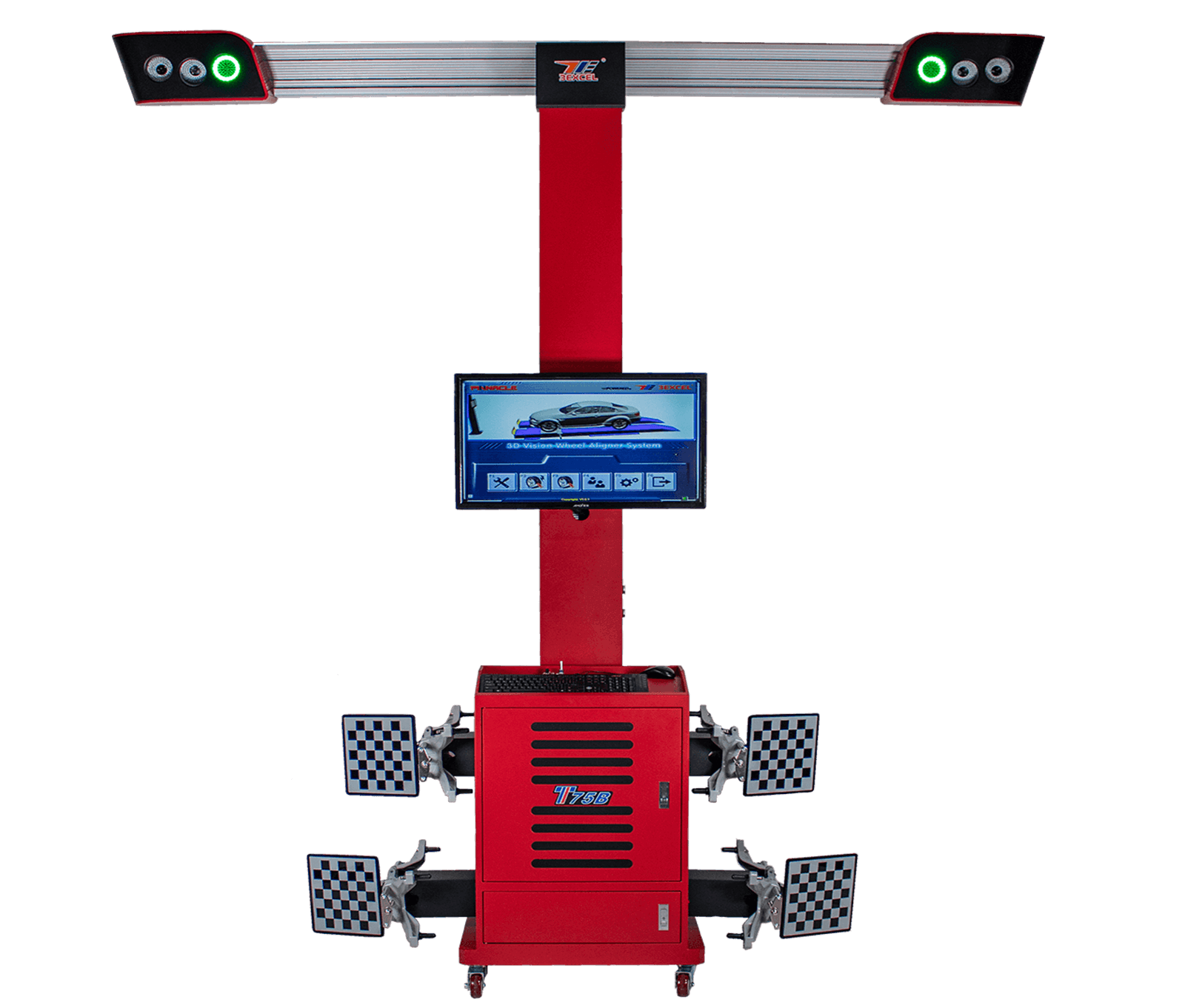 Pinnacle - Model T75B | Imaging Wheel Aligner